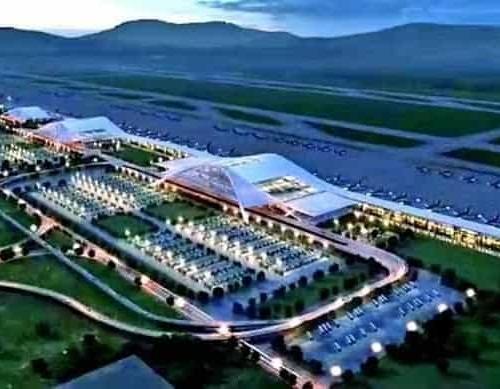 Pakistan's Biggest Airport Under Construction