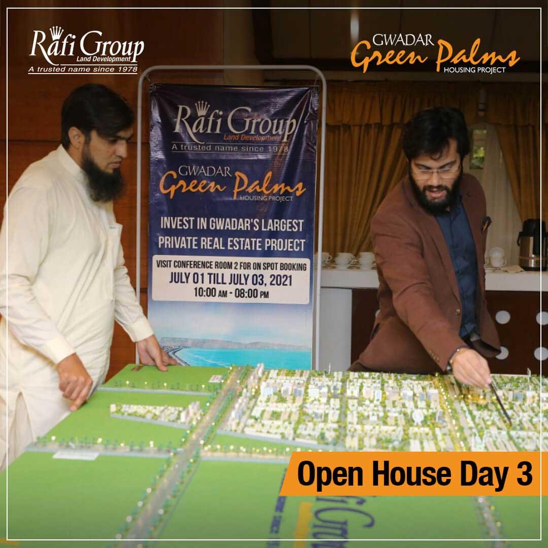 Rafi Group-Islamabad Open House